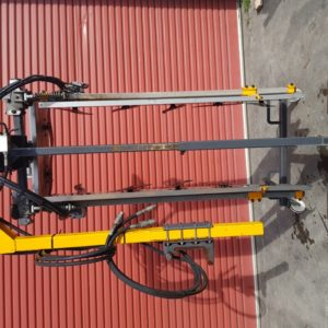 Gregoire AX-1R Over row trimmer