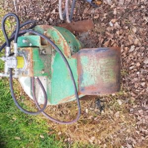 Hills leaf remover Single in row