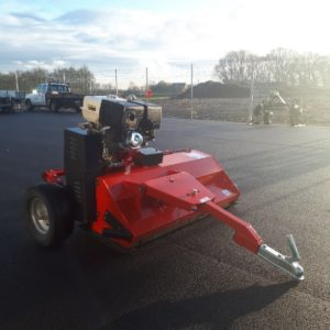 Fieldmaster Mower ATV - Flail Drum Mulcher